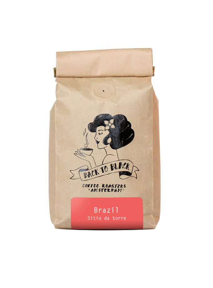 Brazil Sitio da torre - Back to Black Coffee Roasters