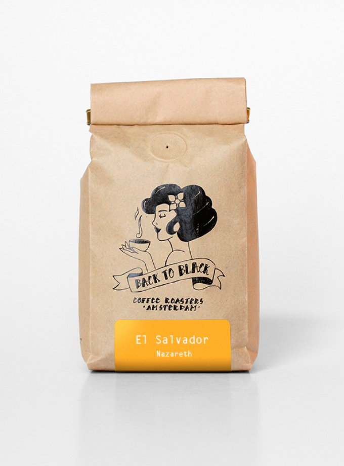 El Salvador nazareth - Back to Black Coffee Roasters