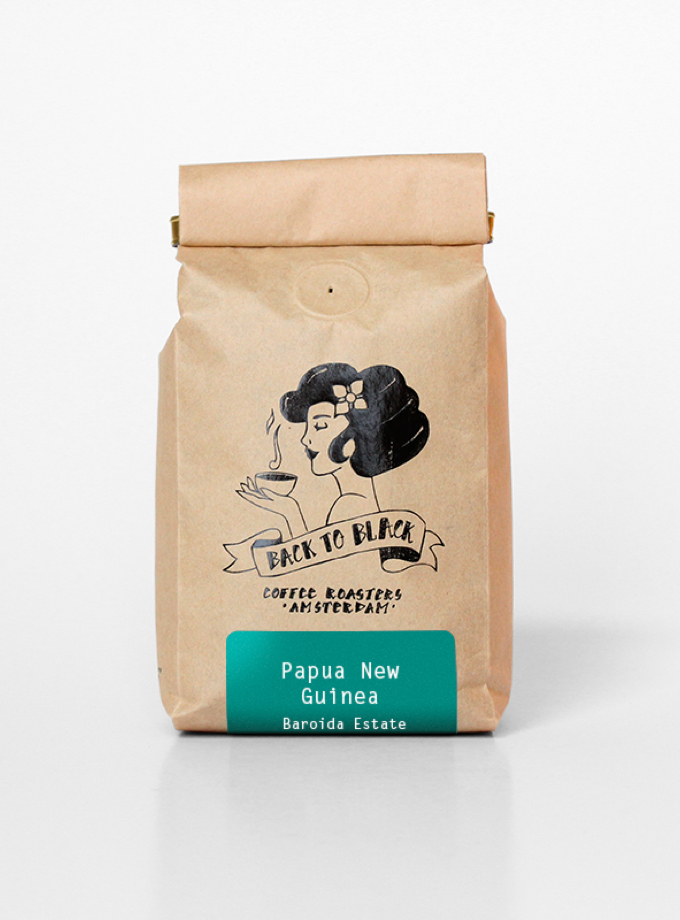 Papua New Guinea Baroida Estate - Back to Black Coffee Roasters